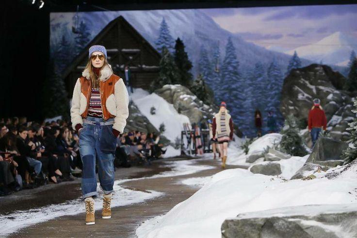 Mi imádtuk az 2014-es őszi Tommy Hilfiger bemutatót, és Ti? #fashionfave #tommyhilfiger #aw14 #autumnwinter #collection