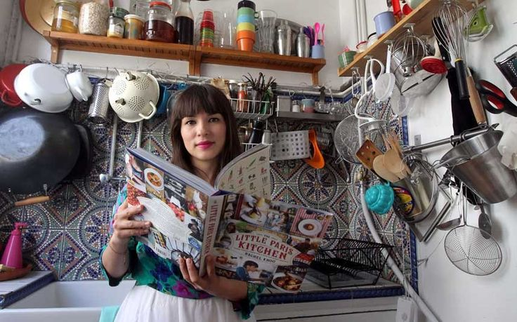 TV chef Rachel Khoo made her name with her little Paris kitchen. Now she is   back in London, on a mission to teach us some Gallic know-how