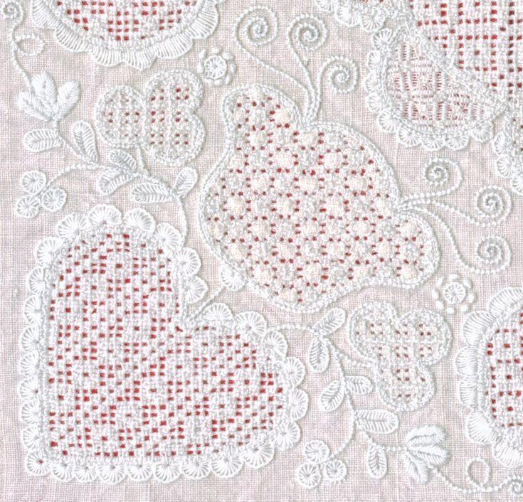 Schwalm Embroidery. Characteristics « Luzine Happel