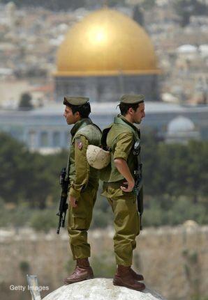 Israel Watchmen. Thank God for the IDF