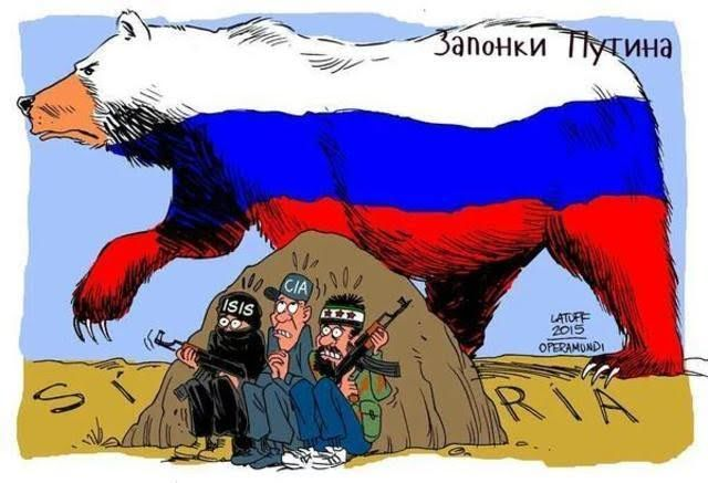 The U.S. political, military and intelligence leadership have been scrambling to save face in Syria since Putin threw a geopolitical curve-ball at the empire-builders one month ago. Russia has now been pounding them with it repeatedly for 30...