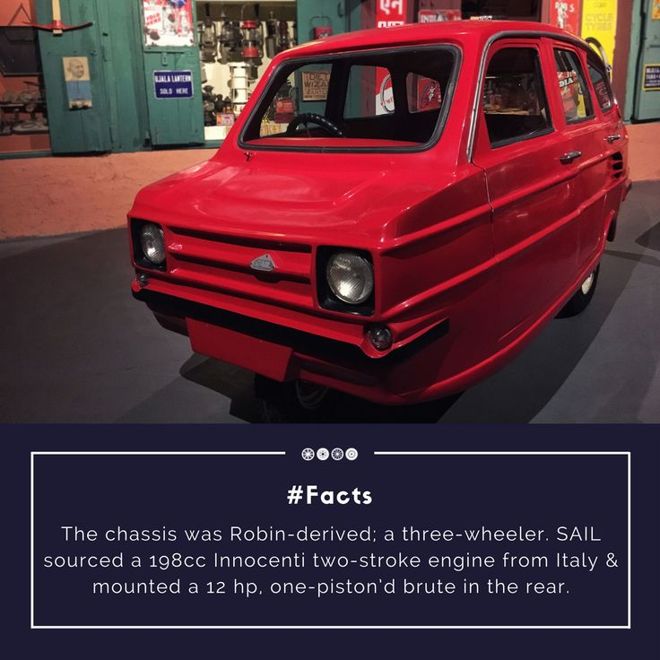 Badal, the optimum smileage car produced by SAIL - Sunrise Automotive Industries Ltd, founded in 1974 in Bangalore!  #vintagecars #vintagecollection #carcollection #doyouknow #factfriday #classiccars #vintagetransport #incredibleindia