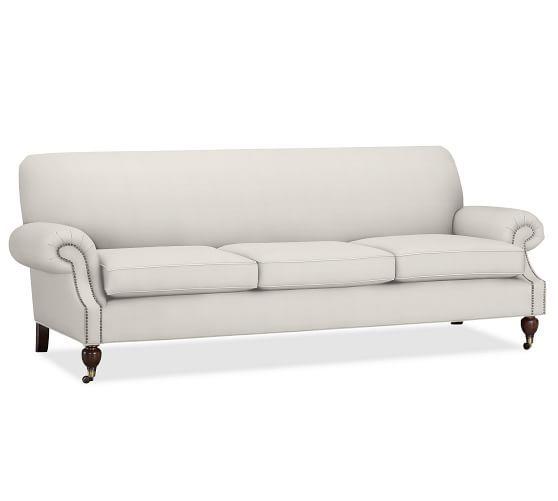 Brooklyn Upholstered Sofa | Pottery Barn