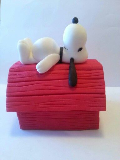 Snoopy Topper
