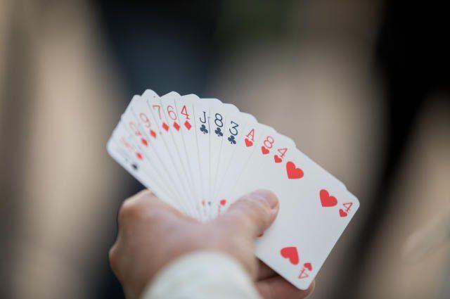 Berlin: Polizei beschlagnahmt radioaktiv markierte Spielkarten