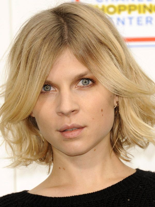 Harry Potter star and new Chloé face Clémence Poésy does the effortless French chic thing in her top 10 hair and makeup looks