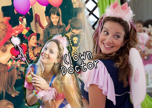 Μελένια: Η πρώτη Clown Doctor στην Ελλάδα αποκαλύπτει τι ήταν αυτό που την ώθησε να συνδυάσει την ιατρική αγωγή με το γέλιο!