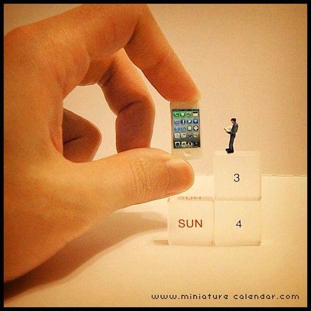 3.4 sun -iPhone nano- 小さ過ぎてタッチできない。。