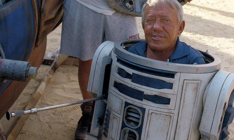The 3ft 8in actor, who starred in six Star Wars films as well as Time Bandits…