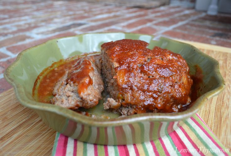 Meatloaf2 Moist Delicious and Simple