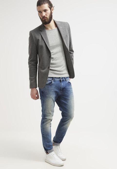 weltweit bekannt verschiedene Farben größte Auswahl SEAHAM - Slim fit jeans - greenshadow @ Zalando.be 🛒 in ...