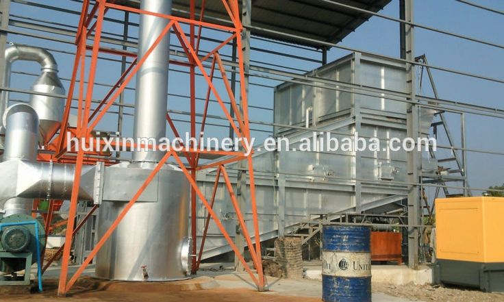 Fully Automatic Garbage Waste Incinerator