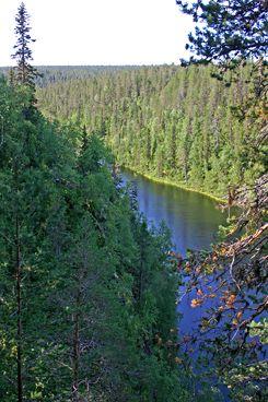 Rugged Scenery of Pakasaivo. Photo: Juha Paso