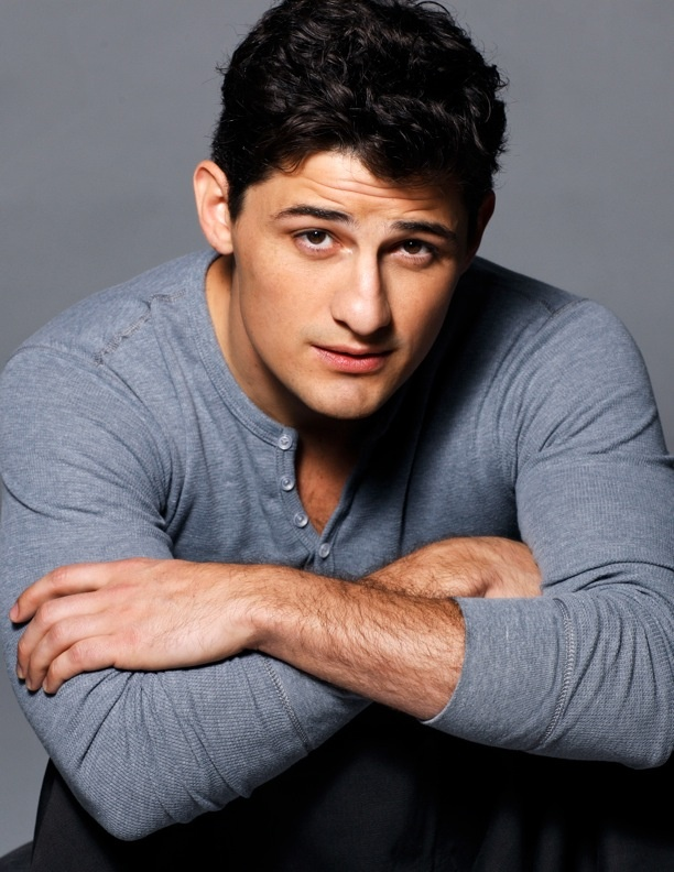 Enver Gjokaj ...such a good actor. Why doesn't someone give him a lead role?
