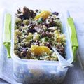 Inspired by Jamie Oliver: fruity lamb couscous recipe :: Leftover lamb recipes