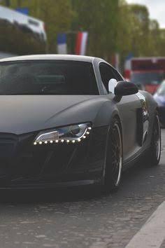 Audi R8 V10 Matte Black