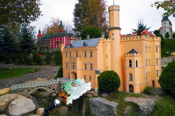 Park Miniatur w Kowarach/ Miniature Park in Kowary