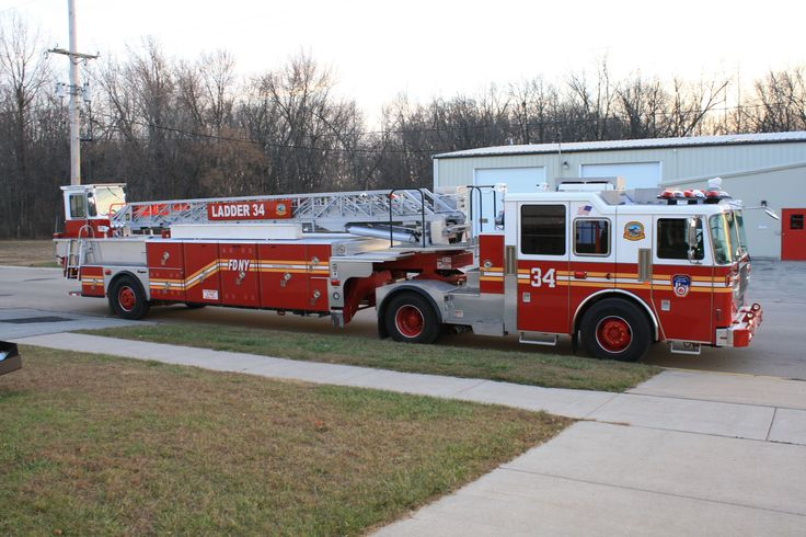 Seagrave Aerialscope On A Car Pictures to Pin on Pinterest ...