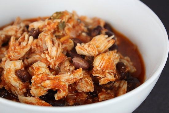Chicken Chili With Black Beans: If you cook chili this Super Bowl, save on calories and fat by using chicken instead of beef. Chicken chili with black beans is low in calories but off the charts when it comes to protein.