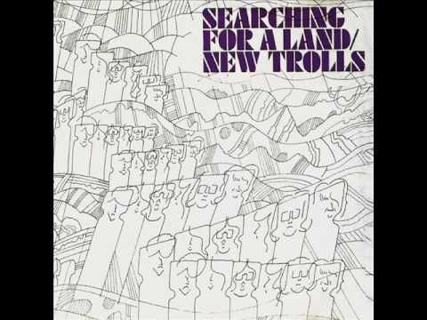 New Trolls A land to live a land to die