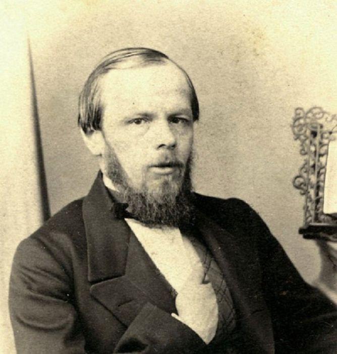 ДостоевскийРусский писатель, мыслитель, философ и публицист, фотография 1860 года.