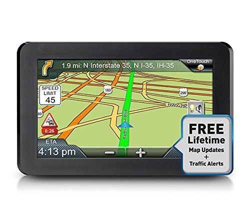 "Magellan RoadMate 9212T-LM 7.0"" Touchscreen GPS System w/North American Maps"