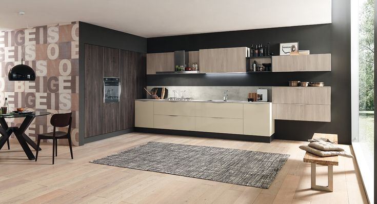 You can re-imagine your space this year. #2017 #Eurocasa #NewU #Kitchen