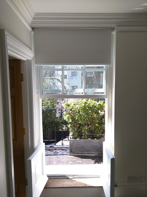 Pin By The Blind Shop On Our Roller Blind Installations