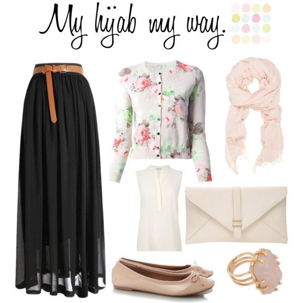 """Muslimah fashion 10"" by lai-la on Polyvore"
