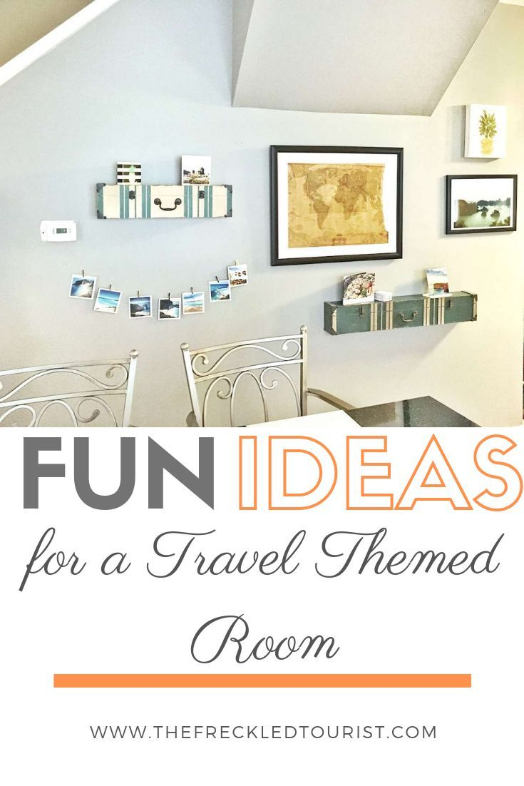 Create A Travel Themed Room Travel Themed Room Travel Themes Travel Room