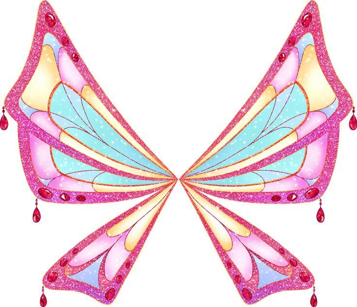 картинки с крыльями винкс энчантикс помощью этого