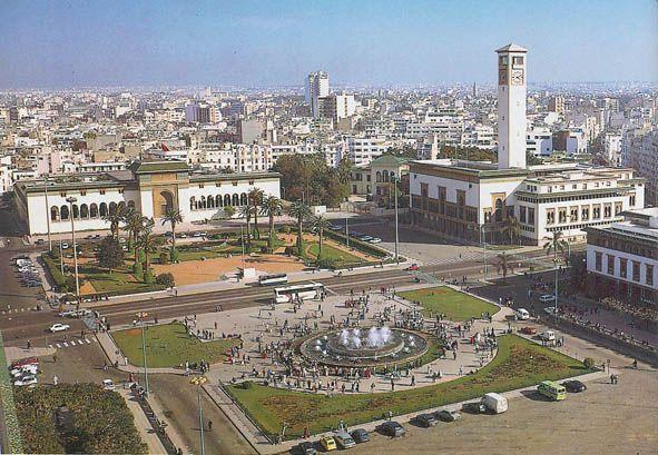 Honeymoon - Casablanca