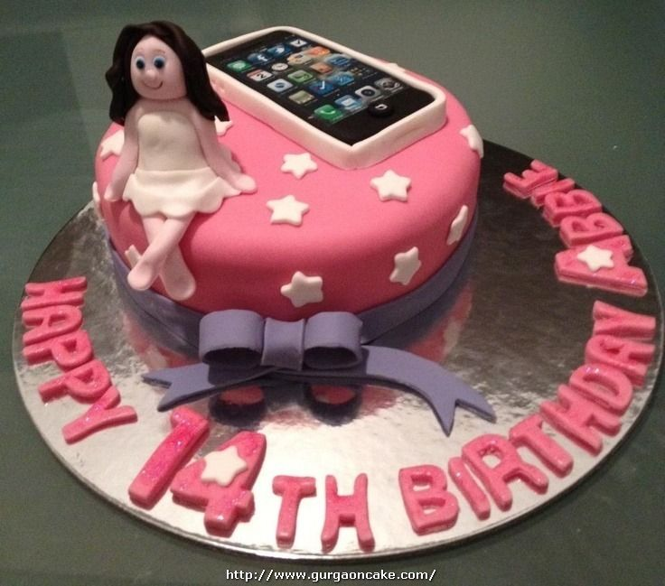 Birthday Cake For Teenage Girl Picture