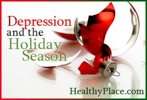 Managing Depression Over the Holidays - Ideas for managing depression over the holidays. Depression symptoms can increase during the holiday season. Take action to manage your depression. www.healthyplace.com
