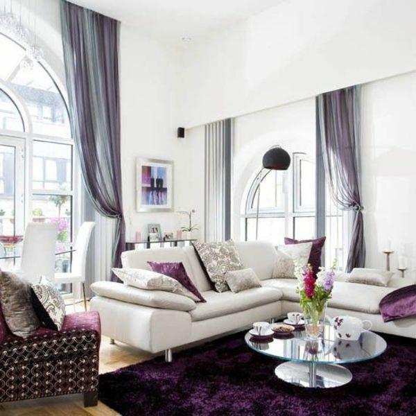 1000+ ιδέες για gardinen wohnzimmer modern στο pinterest ... - Wohnzimmermobel Modern