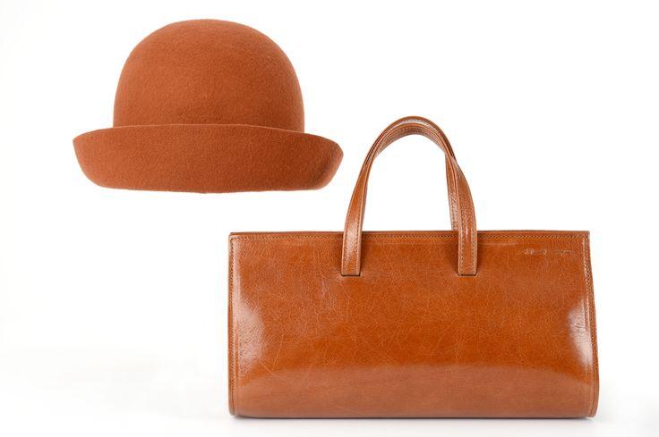 hat & bag - handmade in Belgium - www.awardt.be