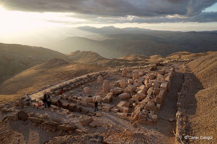 Nemrut Dağı Batı Terası