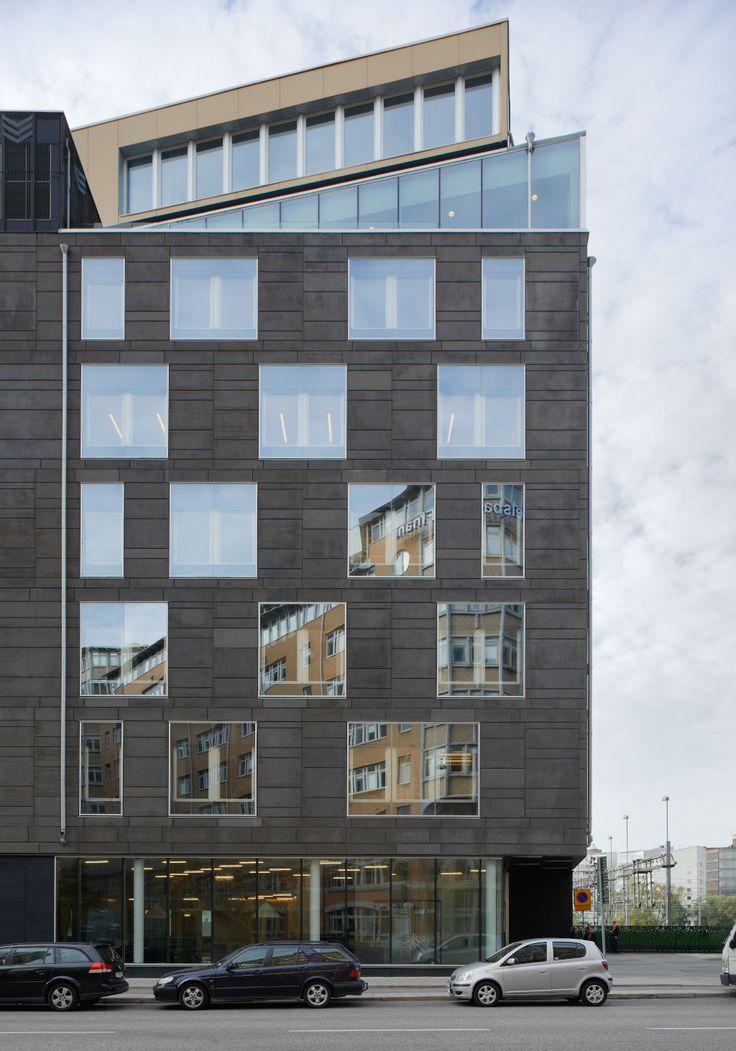 Gallery of Flat Iron Building / Rosenbergs Arkitekter - 7