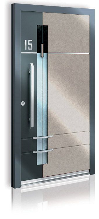 Haustüren mit Betonoptik sind ab sofort in unserem Online-Shop www.1001-Tuer.de erhältlich.