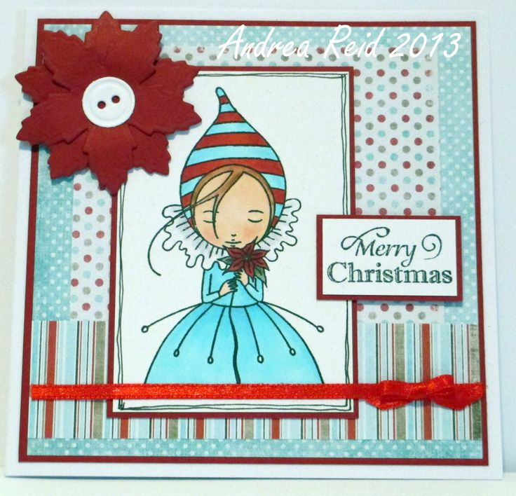 Leanne Ellis rubber stamp from Sugar Nellie