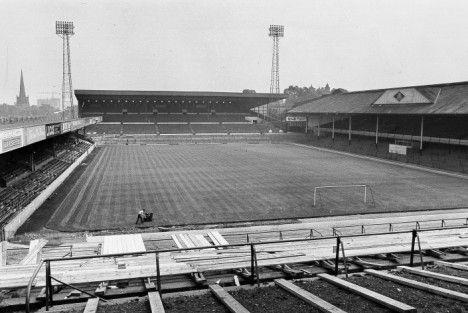 The Old Holte End, Aston Villa