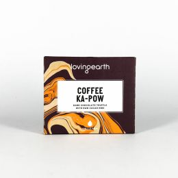 Coffee Ka-Pow Chocolate Bar