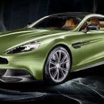 Aston Martin Vanquish a precios desde £189,995 en el Reino Unido