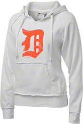 Detroit Tigers Women's Cooperstown White Brushed Fleece Hooded Pullover Sweatshirt $44.99 http://www.fansedge.com/Detroit-Tigers-Womens-Cooperstown-White-Brushed-Fleece-Hooded-Pullover-Sweatshirt-_899007487_PD.html?social=pinterest_pfid66-33365