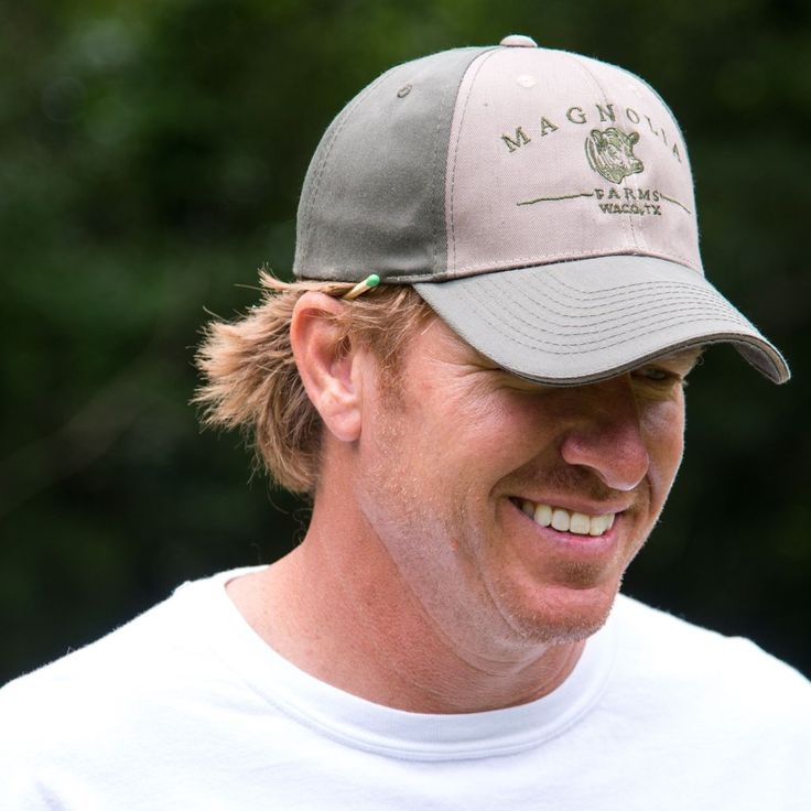 Magnolia Farms Hat                                                       …Chip Gaines