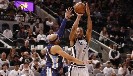 San Antonio dissèque les Grizzlies : 111-82 ! -  Il a fallu dix minutes aux Spurs pour se mettre en route. Après cela, les Grizzlies n'ont pu que subir, en dépit des efforts d'un Marc Gasol héroïque (32 pts,… Lire la suite»  http://www.basketusa.com/wp-content/uploads/2017/04/KAWHICARTER-570x325.jpg - Par http://www.78682homes.com/san-antonio-disseque-les-grizzlies-111-82 homms2013 sur 78682 homes #Basket