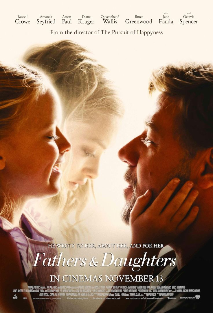 Fathers And Daughters 2015 The Daughter Movie Father Daughter Russell Crowe