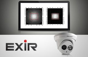 فروش ویژه دوربین مدار بسته با تکنولوژی جدید EXIR هایک ویژن در فروشگاه با قیمت…