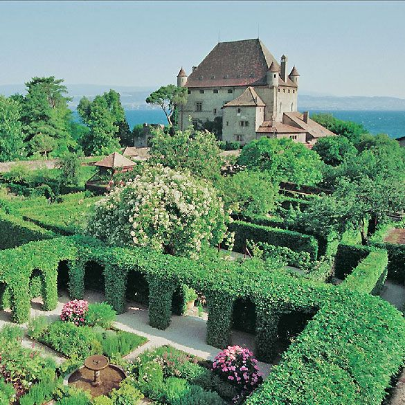 Yvoire on Lake Geneva.  Loved this place!!