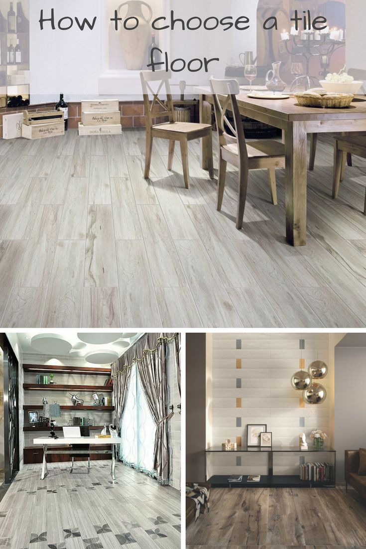 21 best life at home images on pinterest salems lot bathroom how to choose a tile floor dailygadgetfo Images